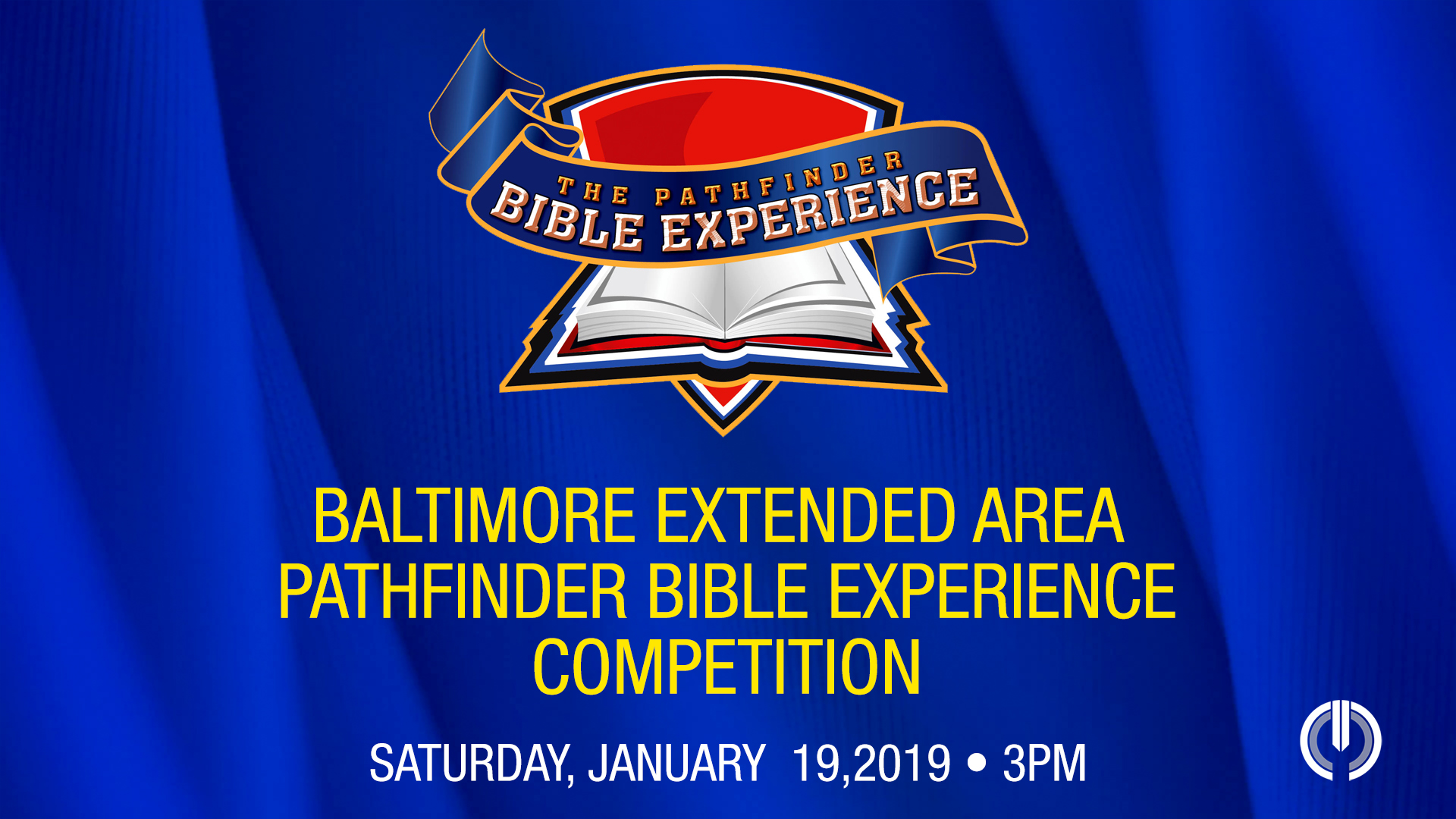 Pathfinder Bible Experience – Web Banner