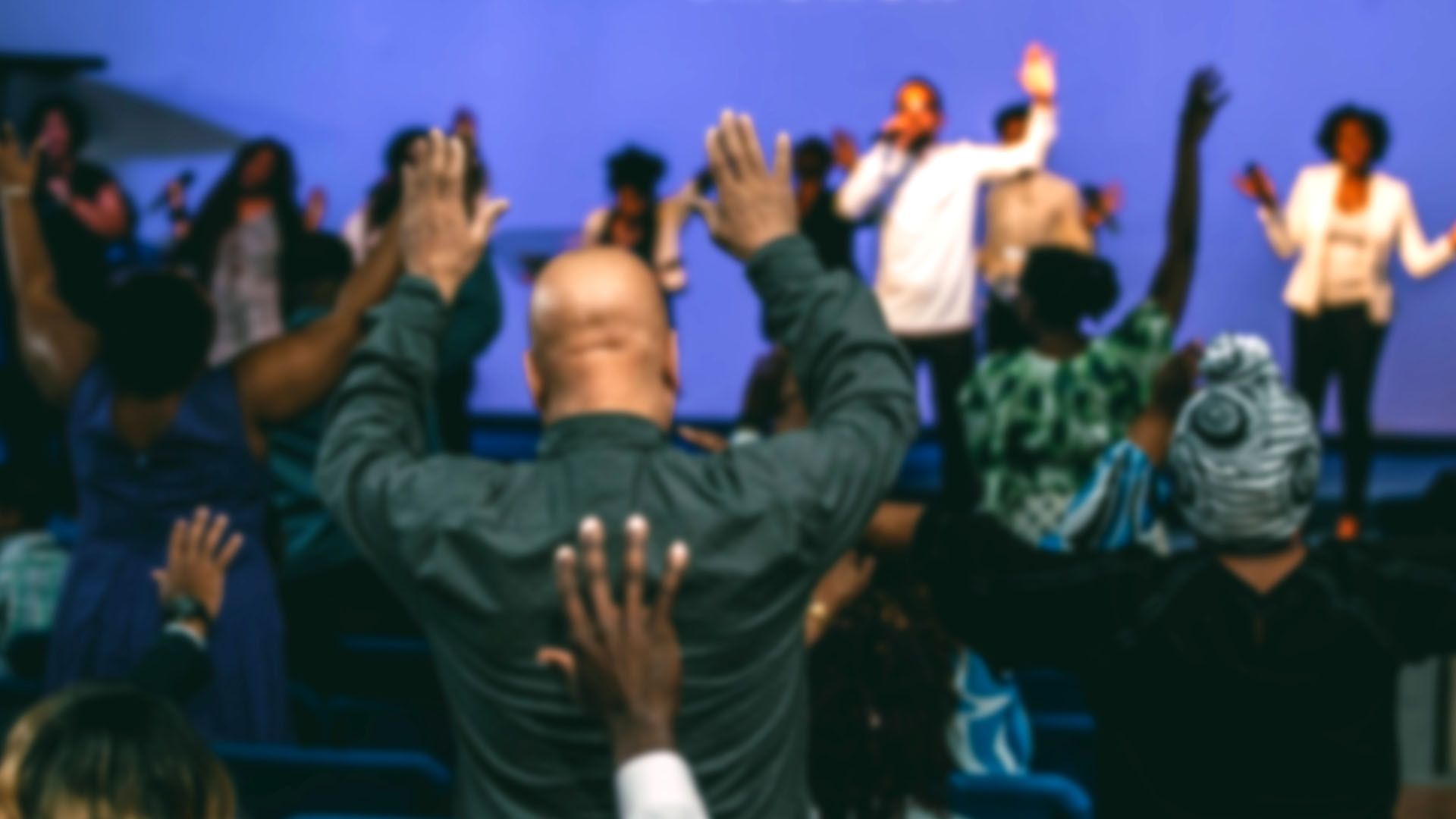 WORSHIP EXPERIENCE-Centered